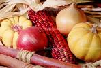 onion, Corn, texture, background, FTFV01P13_14