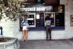 Crocker Bank, ATM, Automated Teller Machine