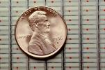 copper penny, Cash
