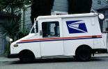 Mail Delivery Vehicle, Commerical-shipping