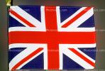 Union Jack, United Kingdom of Great Britain and Northern Ireland, (adopted 1801), Great Britain, British, GFLV01P04_17.0143