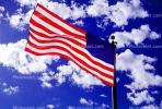 Old Glory, USA, United States of America, Windy, Windblown, Star Spangled Banner, USA Flag, GFLV02P14_03