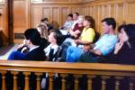 Jury, Juror, People, Trial, Court Session, GJLV01P02_15B