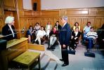 lawyer, jury, Defendant, witness, Trial, Court Session, Juror, People