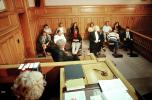judge, jury, Defendant, Witness, Juror, People, Trial, Court Session, gavel