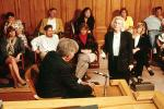 judge, jury, Defendant, witness, Juror, People, Trial, Court Session
