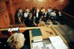 judge, jury, gavel, Defendant, witness, Juror, People, Trial, Court Session