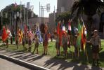 Boy Scouts, Color Guard, United Nations 50th Anniversary, GPIV01P06_15