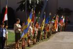 Boy Scouts, Color Guard, United Nations 50th Anniversary, GPIV01P06_19