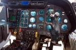 Cockpit, Instrument Panel, Air Ambulance, HEPD01_015