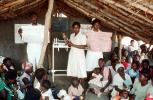 Nurses, Teaching Mothers Basic Health Care for their Children, Rushinga Zimbabwe, HOFV01P04_05