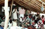 Nurses, Teaching Mothers Basic Health Care for their Children, Rushinga Zimbabwe, HOFV01P04_14