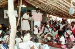 Nurses, Teaching Mothers Basic Health Care for their Children, Rushinga Zimbabwe, HOFV01P04_15