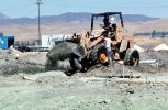 Front loader, wheeled vehicle, CASE W12, Earthmoving, Earthmover, ICCV01P12_04