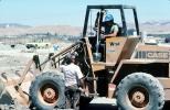 Case W14 front end loader, Front loader, Wheel Loader, Case, W14, Earthmoving, Earthmover, Construction Workers, ICCV01P13_14
