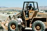 Case W14 front end loader, Front loader, Wheel Loader, Case, W14, Earthmoving, Earthmover, Construction Workers, ICCV01P13_15