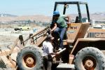 Case W14 front end loader, Front loader, Wheel Loader, Case, W14, Earthmoving, Earthmover, Construction Workers, ICCV01P13_16