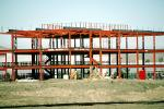 Steel Framing, Office Building, ICCV02P02_12