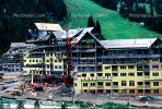 Winter Park Resort, building, construction