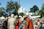 Willie Brown, Dedication Ceremonies, Conservatory Of Flowers, Reconstruction after a storm, ICCV08P12_17