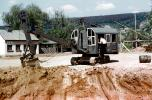 Tracked Crane, Dirt, Soil, 1940s, ICCV09P04_08