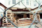 earthquake damaged building, repair, reconstruction, Marina District, Loma Prieta Earthquake, 1989, 1980s, MRO, ICDV01P10_05