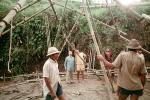 Constructing a Geodesic Dome, Bamboo, Bamboo Framing