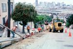 Installing Fiber Optic Cable, Intersection of 17th street and Mississippi streets, Potrero Hill, ICSV02P11_12