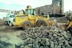 John Deere 644H Wheel Excavator, loader, Earthmoving, Earthmover