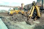 Front Loader, Back Hoe, John Deere 410E Wheel Excavator, loader, backhoe, Earthmoving, Earthmover, Digger, ICSV02P15_09