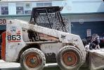 Bobcat 863 Skid Steer Loader, Earthmoving, Earthmover, wheeled
