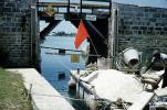 Repair to Somerset Bridge Foundations, Sandys Bermuda