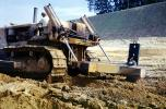 Caterpillar D9 Bulldozer, crawler, tracked, Nagle-Hart