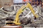 Catapillar 375 Tracked hydraulic excavator, King Dome, AMAN, ICWV02P14_01