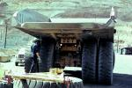 Caterpillar 797B, Giant Dump Truck, Bingham Canyon Mine, Utah, diesel