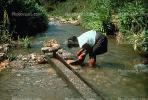 Woman Panning for gold, sluice, river, stream, woman, IMGV01P01_01.2170