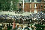 Graduation, crowds, audience, spectators, people, KECV03P01_15