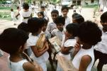 boys, girls, Moratuwa, Sri Lanka, 1984, 1980s
