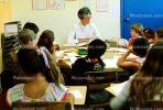 Teacher and Students, classroom, KEDV02P02_07