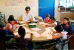 Teacher and Students, classroom, KEDV02P02_12