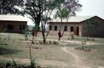 Building, Classroom, paths, children, Madzongwe
