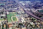 baseball field, running track, Orange County, California, KEDV04P13_02