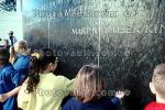 Martin Luther King Memorial, Montgomery, Alabama, MLK, KEDV05P02_13