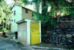 bomb shelter in a kibbutz