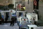 Police Emergency Vehicles, 1993 World Trade Center bombing, February 26, 1993