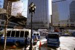 Police Detective Unit, Firetruck, Emergency Vehicles, 1993 World Trade Center bombing, February 26, 1993