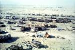 Highway of death, Gulf War, Kuwait