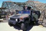 HumVee, Travis Air Force Base, California