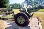 Mobile Gun, ww II, world war two, wheeled vehicle, Camp Shelby, Mississippi, MYAV03P01_10