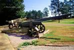 Mobile Gun, wheeled vehicle, Camp Shelby, Mississippi, MYAV03P01_11
